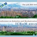 سومین کنفرانس بین المللی رباتیک و مکاترونیک ایران
