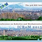 سومين کنفرانس بين المللي رباتيک و مکاترونيک ايران