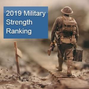 لیست قدرتمندترین ارتش های جهان در سال 2019
