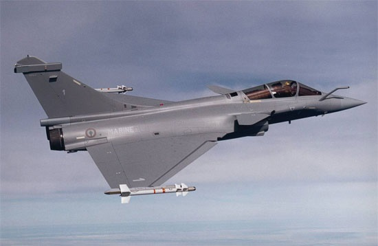 داسو رافائل (Dassault Rafale)