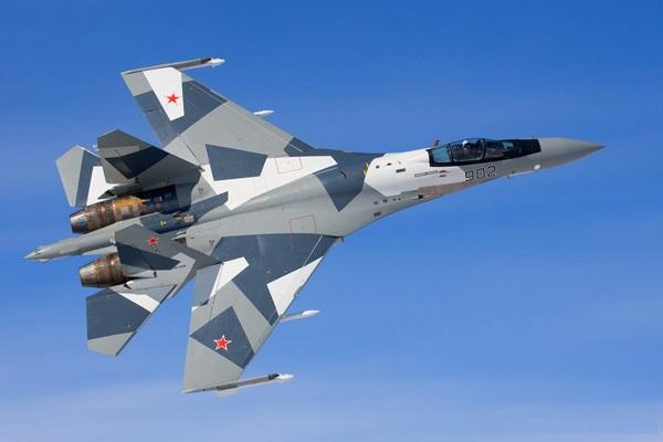 سوخو 35 (Su-35)