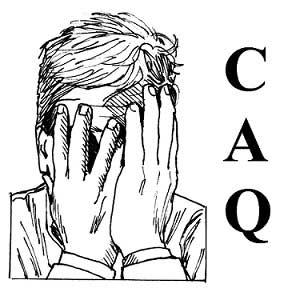 پرسشنامه اضطراب کتل (CAQ)