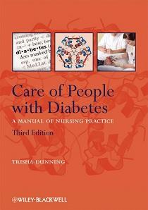 کتاب لاتین مراقبت افراد با دیابت: راهنمای کاربست پرستاری (2009)