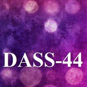 مقیاس افسردگی، اضطراب و استرس (DASS-42)