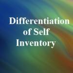 پرسشنامه تمایزیافتگی خود (DSI)