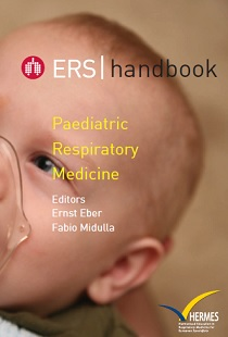 کتاب لاتین راهنمای ERS: پزشکی تنفسی کودکان (2013)