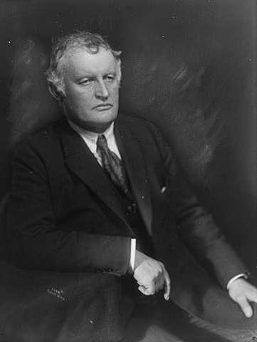 تصویر ادوارد مونک در سال 1921