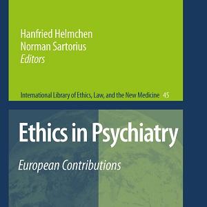 کتاب لاتین اخلاق در روانپزشکی