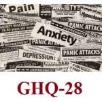 دانلود پرسشنامه سلامت عمومی (GHQ)