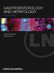 کتاب لاتین گاستروانترولوژی و هپاتولوژی: یادداشت های سخنرانی (2011)