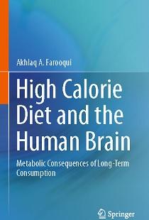 کتاب لاتین رژیم غذایی با کالری بالا و مغز انسان: پیامدهای متابولیک مصرف دراز مدت (2015)