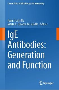 کتاب لاتین آنتیبادیهای IgE: تولید و نقش آن (2015)