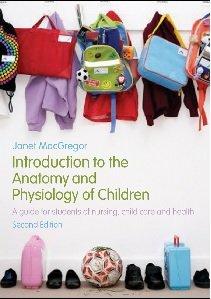 کتاب لاتین مقدمه ای بر آناتومی و فیزیولوژی کودکان (2008)