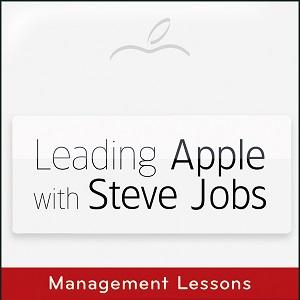 کتاب لاتین رهبری اپل توسط استیو جابز: درس های مدیریتی از یک نابغه ی بحث برانگیز