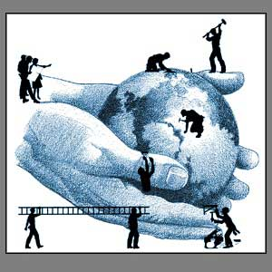 پرسشنامه عدالت سازمانی ادراک شده (OJ)
