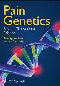 کتاب لاتین ژنتیک درد: پایه ای برای علوم انتقالی (2014)