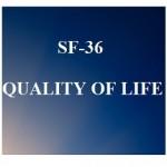 دانلود پرسشنامه کیفیت زندگی 36 سوالی (SF-36)