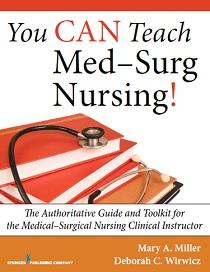 کتاب لاتین شما می توانید پرستاری پزشکی-جراحی را تعلیم دهید! (2015)