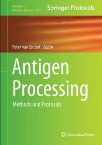 کتاب پردازش آنتی ژن:متدها و پروتکل ها