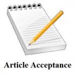 آموزش اخذ پذیرش مقاله ISI