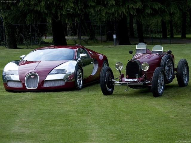 خودروهای لوکس از گذشته تا کنون