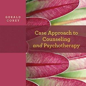 کتاب رویکرد موردی به مشاوره و روان درمانی