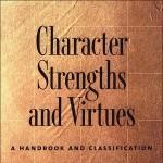 کتاب لاتین توانایی ها و فضیلت های منش (2004)