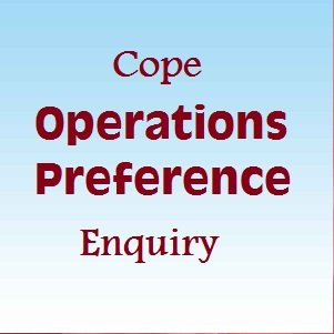 پرسشنامه ترجیح اعمال مقابله ای (COPE)
