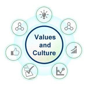 پرسشنامه ارزش های فرهنگی هافستد (CVO)