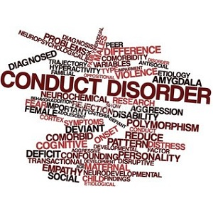 پرسشنامه درجه بندی تشخیص اختلال سلوک (RSDCD)