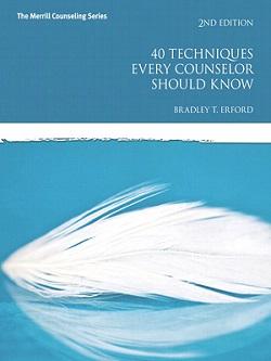 کتاب لاتین 40 تکنیک که هر مشاوری باید بداند