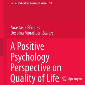 کتاب لاتین کیفیت زندگی از دیدگاه روانشناسی مثبت گرا