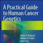 کتاب لاتین راهنمای عملی ژنتیک سرطان انسان (2014)