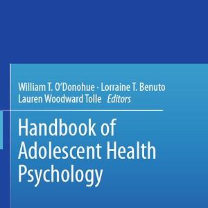 کتاب لاتین راهنمای روانشناسی سلامت نوجوانان (2013)