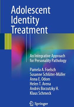 کتاب لاتین درمان هویت نوجوانان؛ رویکردی یکپارچه برای آسیب شناسی شخصیت (2014)