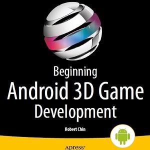 کتاب لاتین توسعه بازی های سه بعدی اندروید