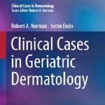 کتاب لاتین موارد بالینی در درماتولوژی پیری (2013)