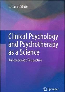 کتاب لاتین روانشناسی بالینی و روان درمانی به عنوان یک علم (2013)