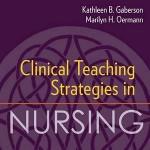 کتاب لاتین استراتژی های تدریس بالینی در پرستاری (2010)