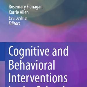 کتاب لاتین مداخلات شناختی و رفتاری در مدارس