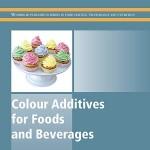 کتاب لاتین افزودنی های رنگی برای غذا ها و آشامیدنی ها (2015)