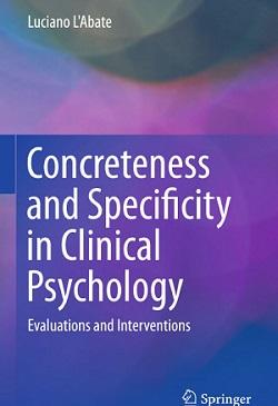 کتاب لاتین قطعیت و تخصص در روانشناسی بالینی؛ ارزیابی و مداخلات (2015)