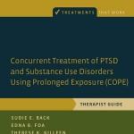 کتاب لاتین درمان همزمان اختلال استرس پس از سانحه و اختلال مصرف مواد با استفاده از مواجهه طولانی مدت (2015)