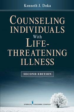 کتاب لاتین مشاوره با افراد مبتلا به بیماری تهدید کننده زندگی (2014)