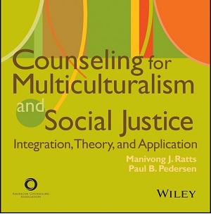 کتاب لاتین مشاوره چندفرهنگی و عدالت اجتماعی (2014)
