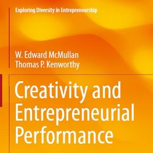 کتاب لاتین خلاقیت و عملکرد کارآفرینی (2015)