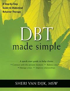 کتاب لاتین رفتار درمانی دیالکتیکی به زبان ساده
