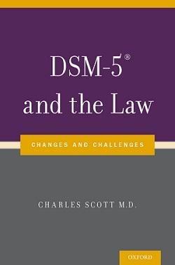 کتاب لاتین DSM-5 و قانون؛ تغییرات و چالش ها (2015)