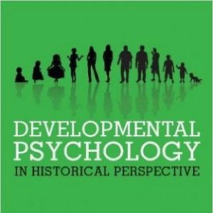 کتاب لاتین روانشناسی رشد در نگاه تاریخ
