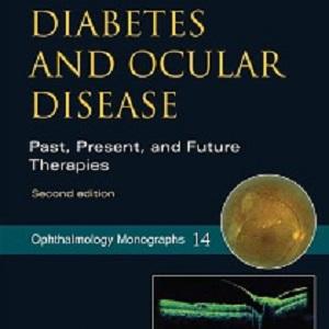 کتاب لاتین دیابت و بیماری چشمی: درمان های گذشته، حال و آینده (2010)